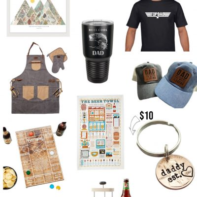 Affordable Father's Day Gift Guide