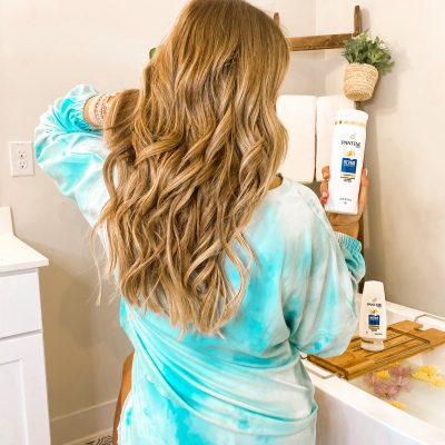 MY PREGNANCY HAIRCARE ROUTINE