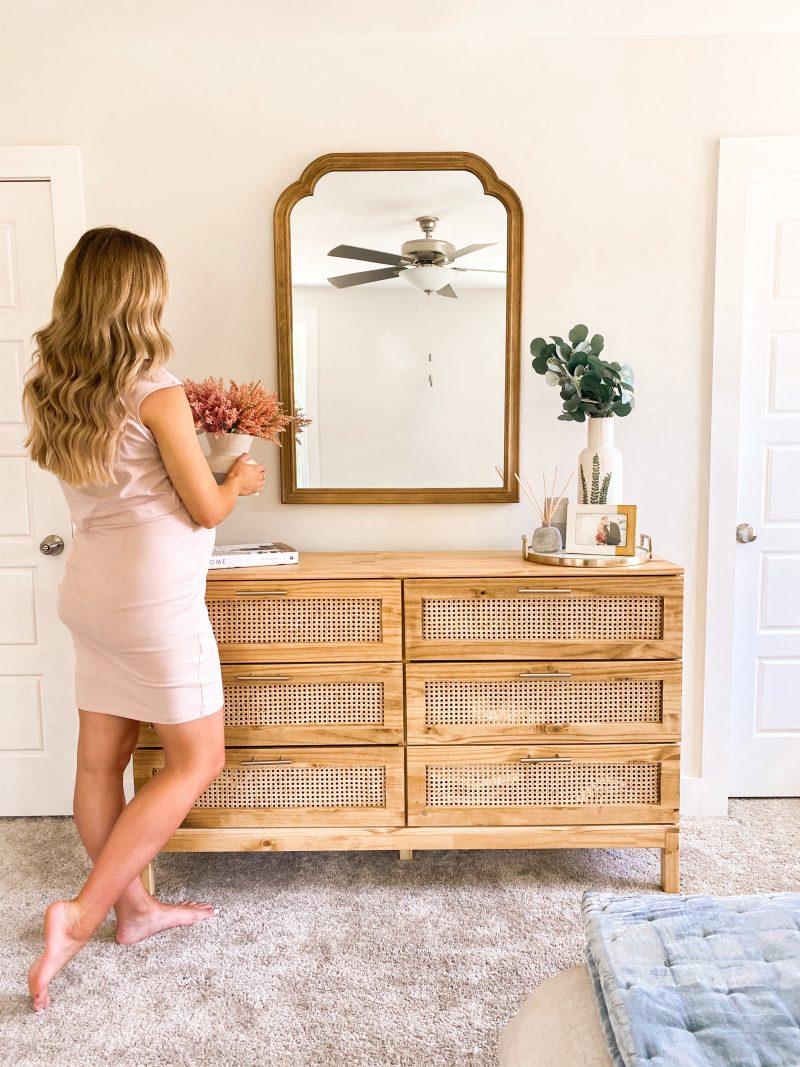 DIY IKEA FLIP: TARVA DRESSER